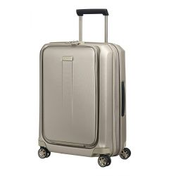 Samsonite - Valise rigide taille cabine extensible 4 roues 55cm 40/47 litres Prodigy (74771)