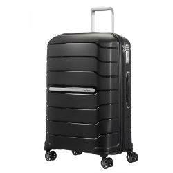 Samsonite - Valise rigide taille moyenne extensible 4 roues 68cm 85/95 litres Flux (88538)