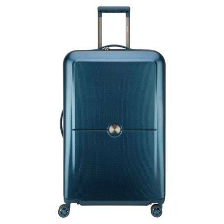 Delsey - Valise rigide grande taille 4 roues 75cm Turenne (1621821)
