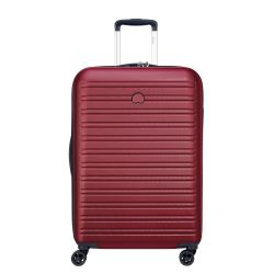 Delsey - Valise rigide taille moyenne 70cm 4 roues 81 litres Segur 2.0 (2058820)