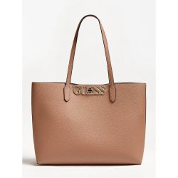 Guess - Grand sac cabas mode femme simili cuir Uptown Chic (hwvg73 01230)