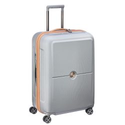 Delsey - Valise rigide grande taille 70 cm 4 roues 83 litres Turenne Premium (1624816)