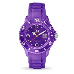 Ice Watch - Montre violette bracelet silicone Ice Forever (000131)