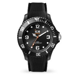 Ice Watch - Montre noire mixte bracelet silicone Ice Sixty Nine (007265)