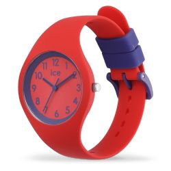 Ice Watch - Montre rouge enfant bracelet silicone Ice Ola Kids (014429)