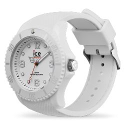 Ice Watch - Montre blanche mixte bracelet silicone Ice Sixty Nine (013617)