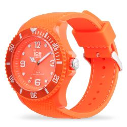 Ice Watch - Montre orange mixte bracelet silicone Ice Sixty Nine (013619)
