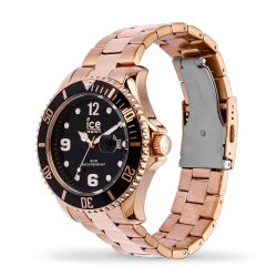 Ice Watch - Montre rose gold mixte bracelet métal Ice Steel (016764)
