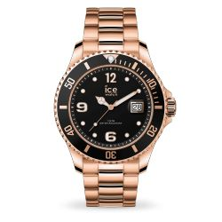 Ice Watch - Montre rose gold mixte bracelet métal Ice Steel (016763)