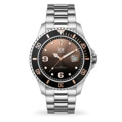 Ice Watch - Montre argenté mixte bracelet métal Ice Steel (016545)
