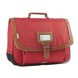 Tann's - Cartable rouge 38cm CE1/CE2 Madrid (38117)