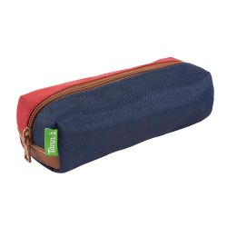 Tann's - Trousse simple rouge et bleue Amsterdam (11121)