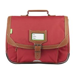Tann's - Petit cartable CP 35cm rouge Madrid (35117)