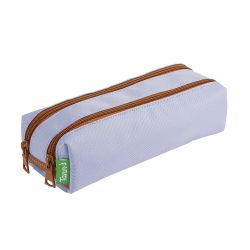 Tann's - Trousse double bleu lavande Manosque (12110)