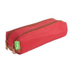 Tann's - Trousse double rouge Madrid (12117)
