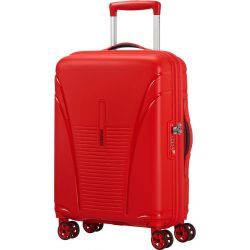 American Tourister - Valise rigide taille cabine 55cm 4 roues 32 litres Skytracer (76526)